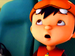BoBoiBoy listening