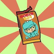 BoBoiBoy Water on Package (2)