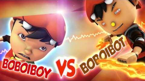 Tema BoBoiBoy vs BoBoiBot
