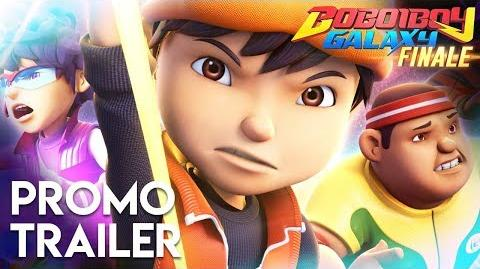 BoBoiBoy Galaxy - Season 1 Finale NEW PROMO TRAILER (STARTS 17 MAY 2018)