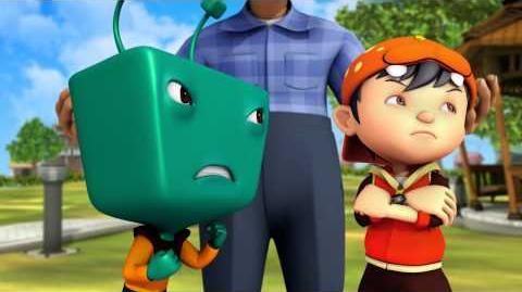 BoBoiBoy Global TV 10th Anniversary Promo