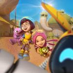 Ying, Yaya and Cattus