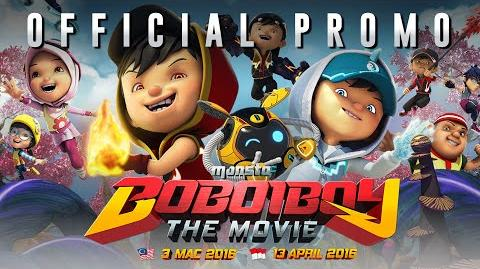 BoBoiBoy The Movie Official Promo 1