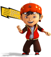 Boboiboy Earth without earth fist