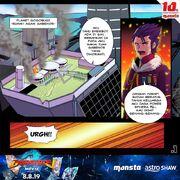 Komik Fang dan Kaizo - 1
