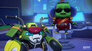 Cici Ko and Motobot
