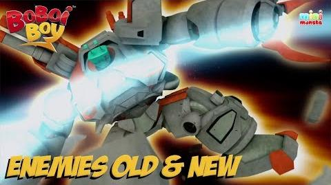 BoBoiBoy English S3E24 - Enemies, Old and New