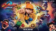 BoBoiBoy Movie 2 Trailer Resmi Indonesia Tayang 8.8