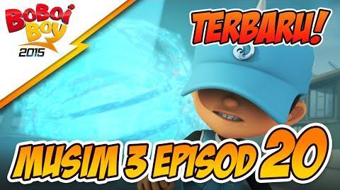 EPISOD TERBARU! BoBoiBoy Episod 20 Bangkit BoBoiBoy Air!