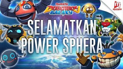 "BoBoiBoy Galaxy OST - 11 ""Selamatkan Power Sphera"""