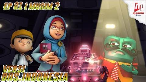 BoBoiBoy Reborn Musim 2 EP 1 Bhs Indonesia