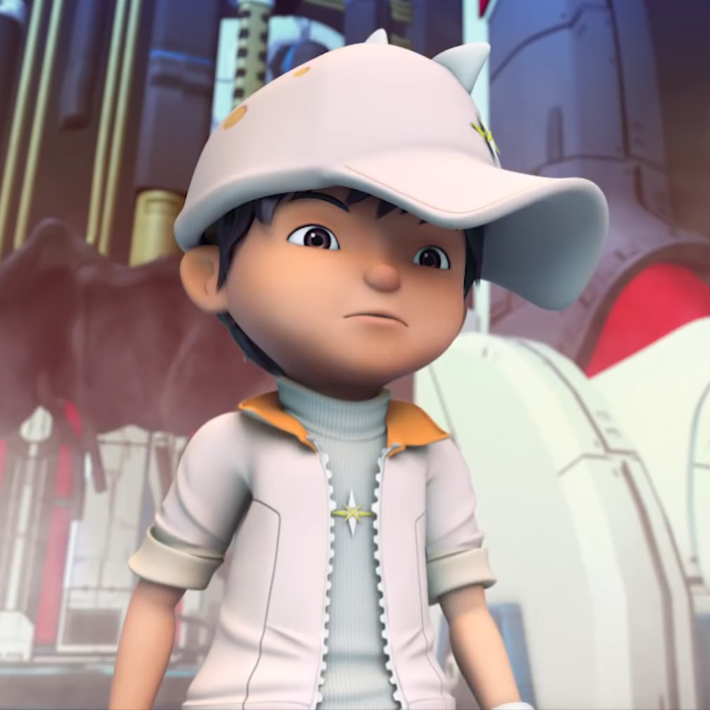 Gambar Boboiboy Boboiboy Galaxy Air Wallpaper