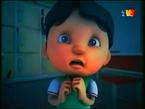 Iwan scared