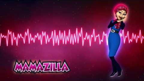 BoBoiBoy Mama Zila OST