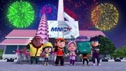 Selamat Ulang Tahun Ke-23 MNCTV dari Boboiboy
