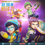 See you on week 2!