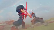 BoBoiBoy Thunderstorm vs Captain Kaizo