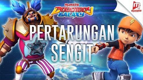 "BoBoiBoy Galaxy OST - 10 ""Pertarungan Sengit"""
