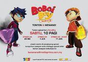 BoBoiBoy Musim 3 - Tonton & Menang