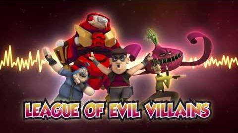 League Of Evil Villains Theme