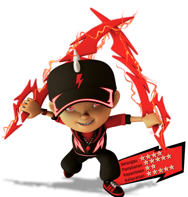 Boboiboy Thunderstorm Boboiboy Wiki Fandom Powered By Wikia