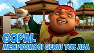 BoBoiBoy Gopal mempromosikan Kedai Koko Tok Aba! (HD)