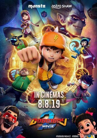Boboiboy Movie 2 Boboiboy Wiki Fandom