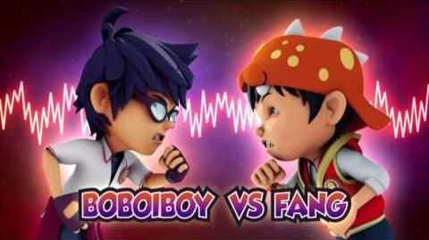 BoBoiBoy OST BoBoiBoy vs Fang