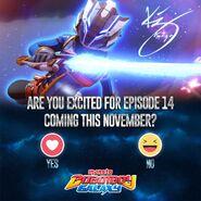 Captain Kaizo Episode 14 - November