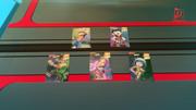 BoBoiBoy dan kawan-kawan sebagai kad
