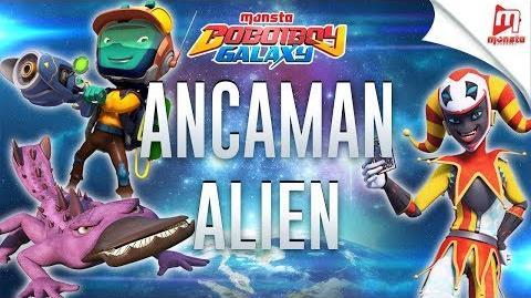 "BoBoiBoy Galaxy OST - 7 ""Ancaman Alien"""