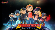 BoBoiBoy Galaxy Official