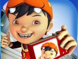 BoBoiBoy: Photosticker