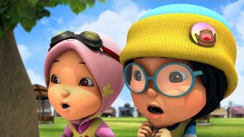 BoBoiBoy English Season 1 Episode 2