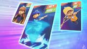 Card Elemental Split