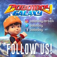 BoBoiBoy Galaxy Profile