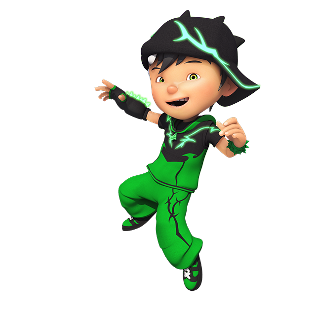 Boboiboy Thorn Boboiboy Wiki Fandom Powered By Wikia