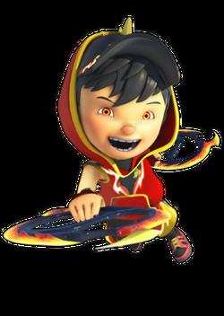 Boboiboy Blaze 2