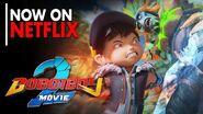 BoBoiBoy Movie 2 - Now On Netflix - HD Trailer
