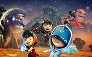 BoBoiBoy The Movie-Wallpaper