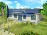 Rintis Island Police Station