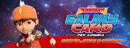 Galaxy Card Pek Adiwira