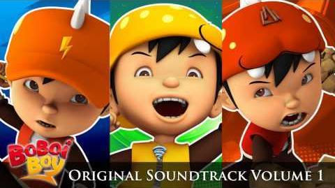 BoBoiBoy OST 3