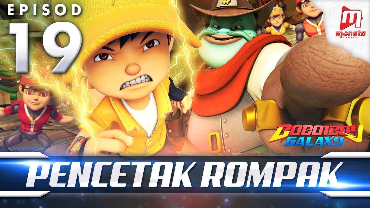 Download 98+ Gambar Boboiboy Galaxy Episode 19 Terbaik Gratis