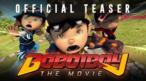 BoBoiBoy The Movie Official Teaser - Di Cinema 3 Mac 2016 (Malaysia) & 13 April 2016 (Indonesia)