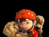 BoBoiBoy Đất