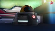 Ochobot sleeping