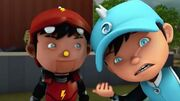 BoBoiBot Vs. BoBoiBoy Air