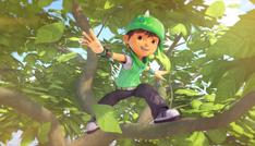 BoBoiBoy Leaf