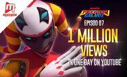 Episode 7 - 1 Million Views
